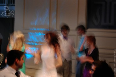 Dance in the Blur